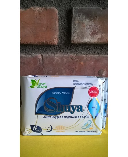 Naturalne podpaski nocne SHUYA HEALTH