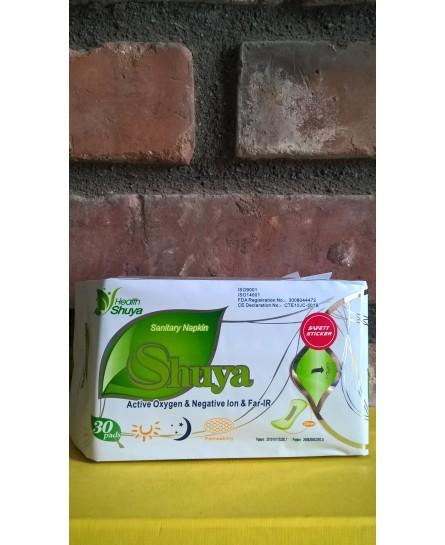 Naturalne Wkładki higieniczne ANION SHUYA HEALTH