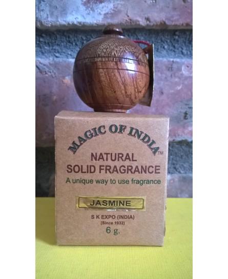 JAŚMIN naturalne perfumy w kremie