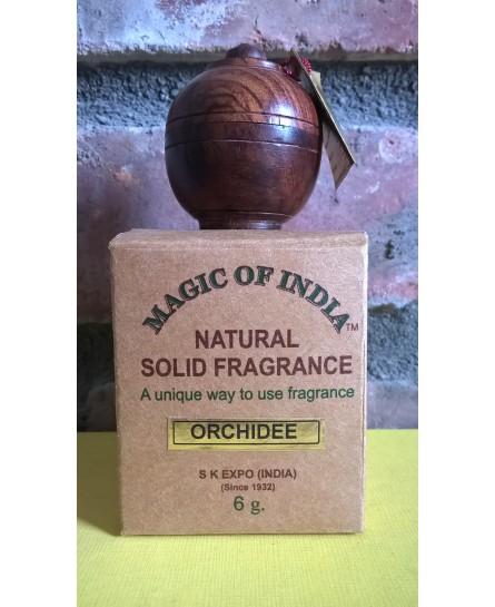ORCHIDEA naturalne perfumy w kremie