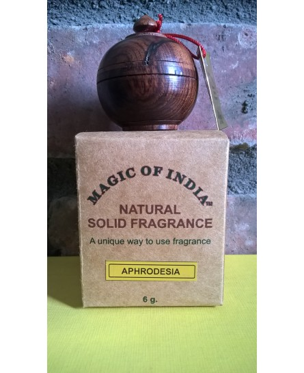 APHRODESIA naturalne perfumy w kremie
