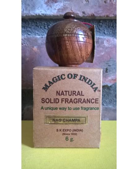 NAG CHAMPA naturalne perfumy w kremie