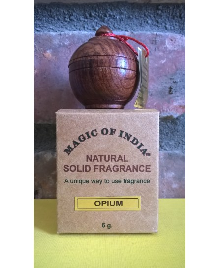 OPIUM naturalne perfumy w kremie