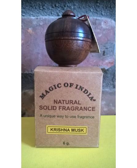 KRISHNA MUSK naturalne perfumy w kremie