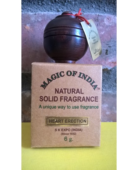 HEART ERECTION naturalne perfumy w kremie