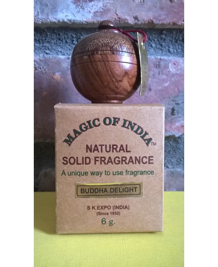 BUDDA DELIGHT naturalne perfumy w kremie