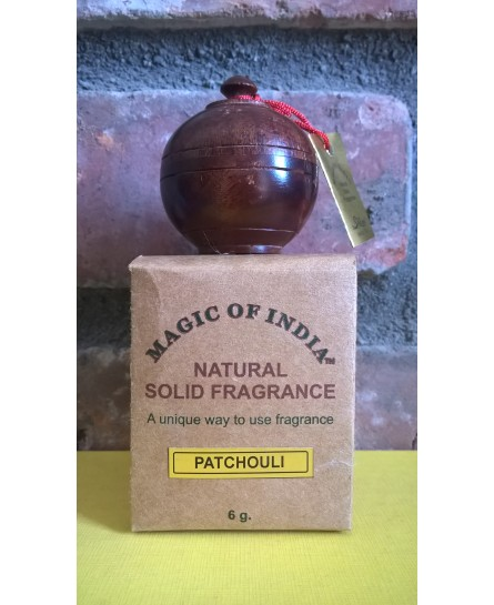 PATCHOULI naturalne perfumy w kremie