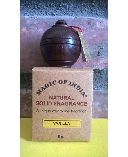 VANILLA naturalne perfumy w kremie