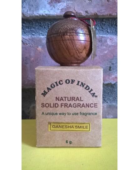 GANESHA SMILE naturalne perfumy w kremie