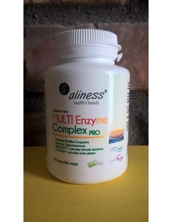 MULTI Enzyme Complex PRO - 90 kaps