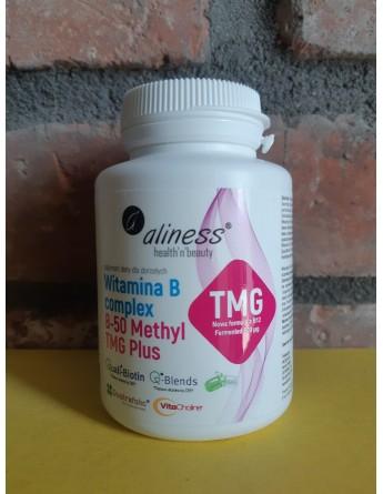 Witamina B Complex B 50 Methyl 100 kapsułek